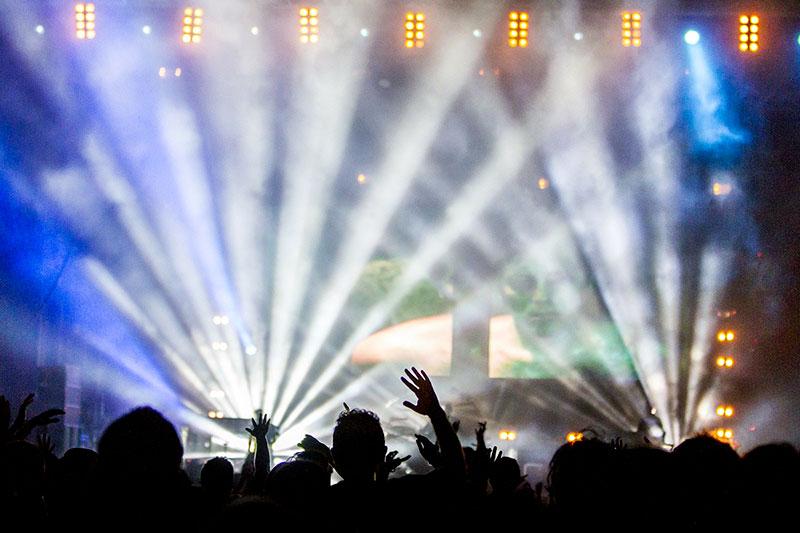 Événements culturels concerts prestation