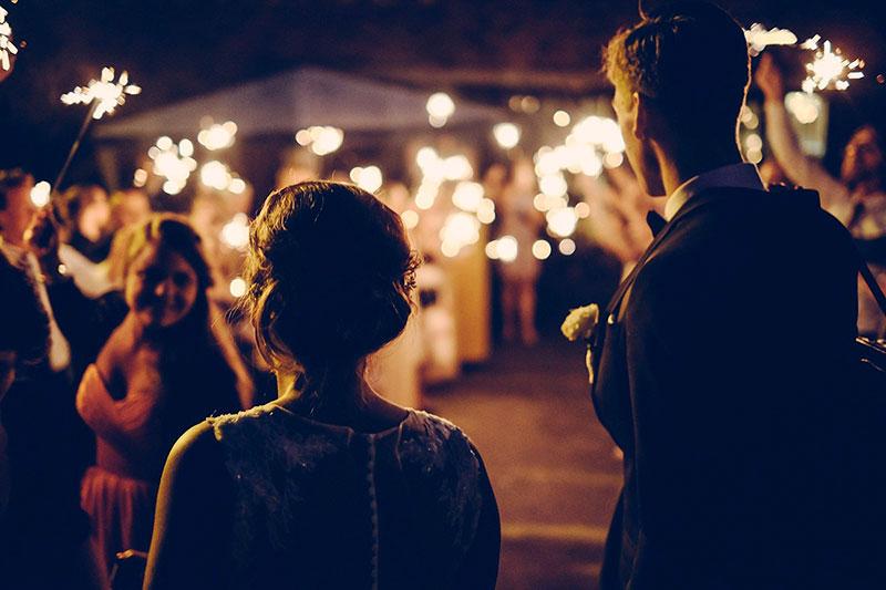 Événements religieux mariage prestation
