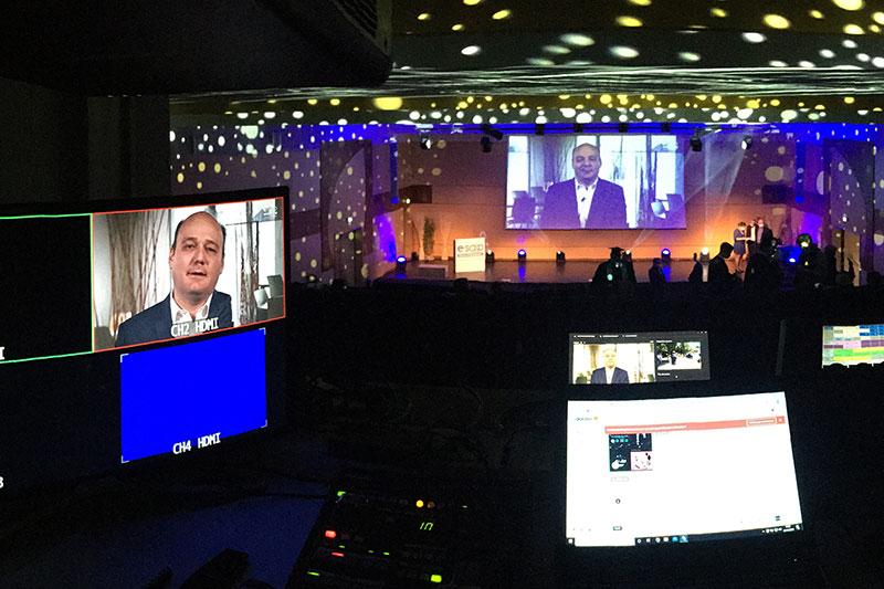 Evènements professionnels vidéo prestation