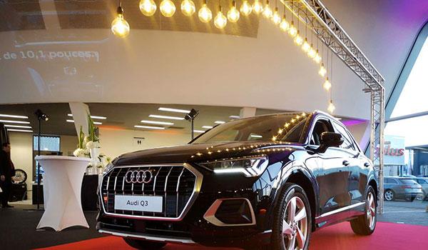 prestation Audi angers